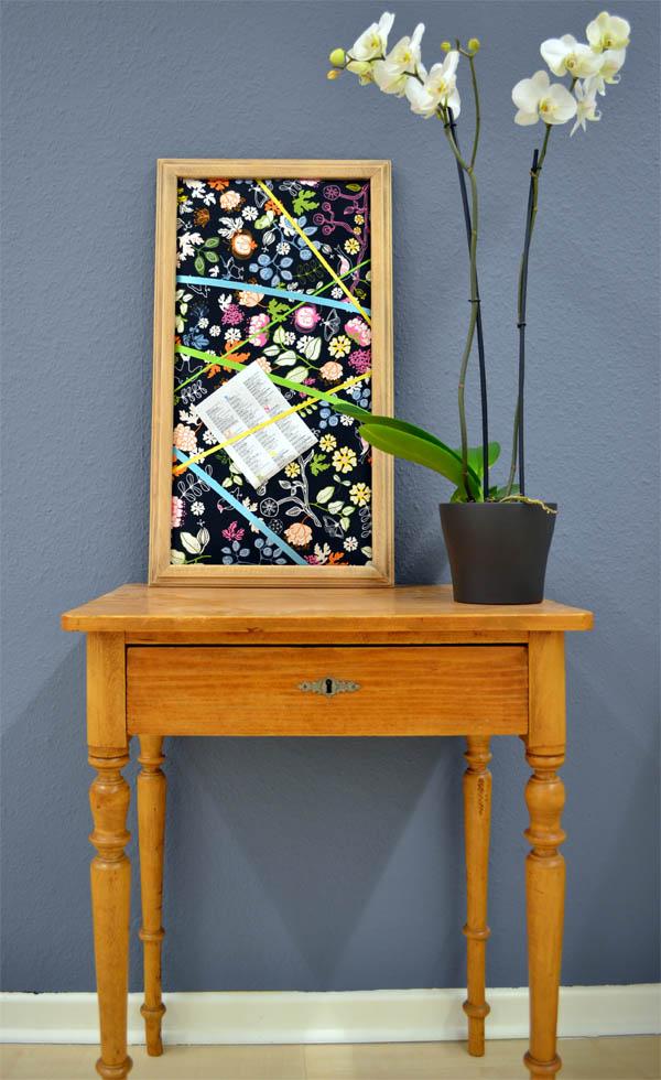memoboard selber machen ich designer. Black Bedroom Furniture Sets. Home Design Ideas