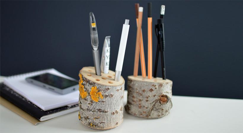 Stiftebecher selber machen