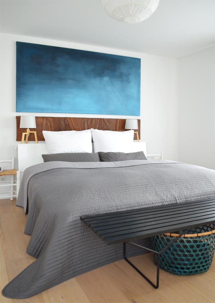 DIY Schlafzimmer Deko Styling