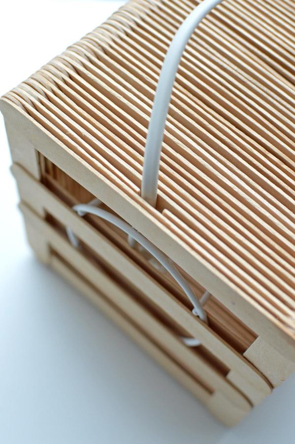 Tischleuchte Lampe selber machen DIY (4)