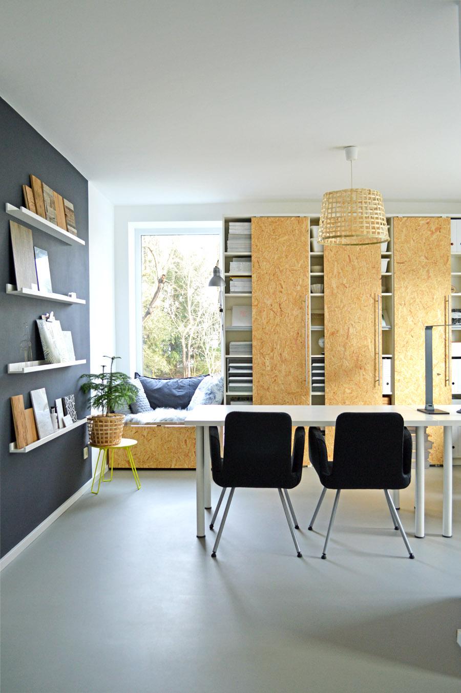 Arbeitszimmer gestaltungsmöglichkeiten ikea  Meine 7 Regeln für ein perfektes Arbeitszimmer - ICH DESIGNER